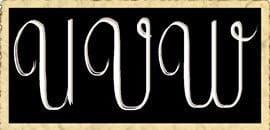 Liste de prénoms anciens, oubliés ou désuets commençant par U, V ou W