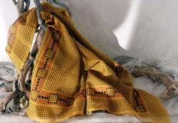 foulard très vintage