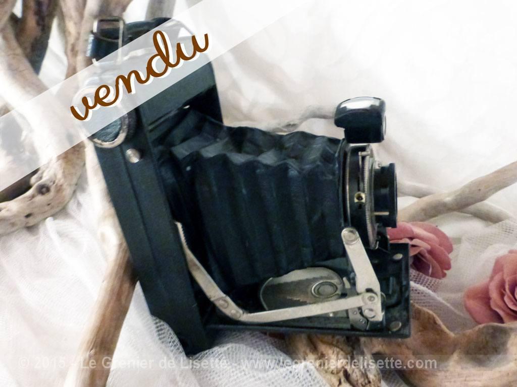 appareil photo soufflets lumix le grenier de lisette. Black Bedroom Furniture Sets. Home Design Ideas