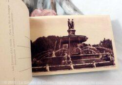 livret photos anciennes Aix en Provence