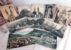 Cartes postales anciennes sur l'Allemagne.