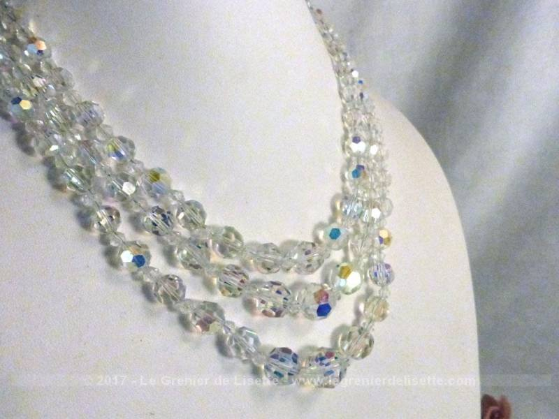 collier perle en verre