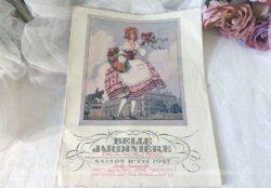 """Catalogue """"Belle Jardinière"""" Saison d'été 1927"""