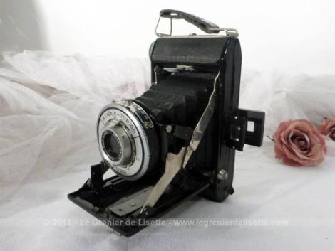 vendu ancien appareil photo soufflet kinax junior le grenier de lisette. Black Bedroom Furniture Sets. Home Design Ideas