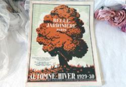"""Catalogue """"Belle Jardinière"""" Automne-Hiver 1929-1930"""