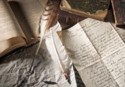 Livres et papiers du passé